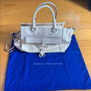 Rebecca Minkoff Bowery satchel (no strap included)